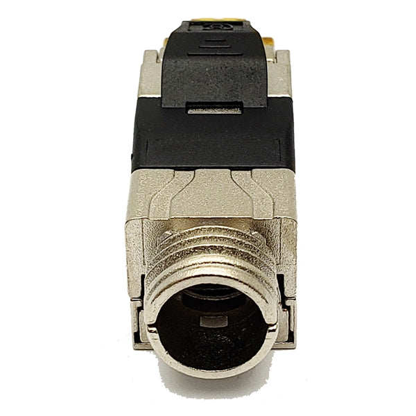 Connector RJ45 | Cat8 8P8C Modular, Field Terminable Plug, Shielded, Screw-Fit Boot - Conversions Technology