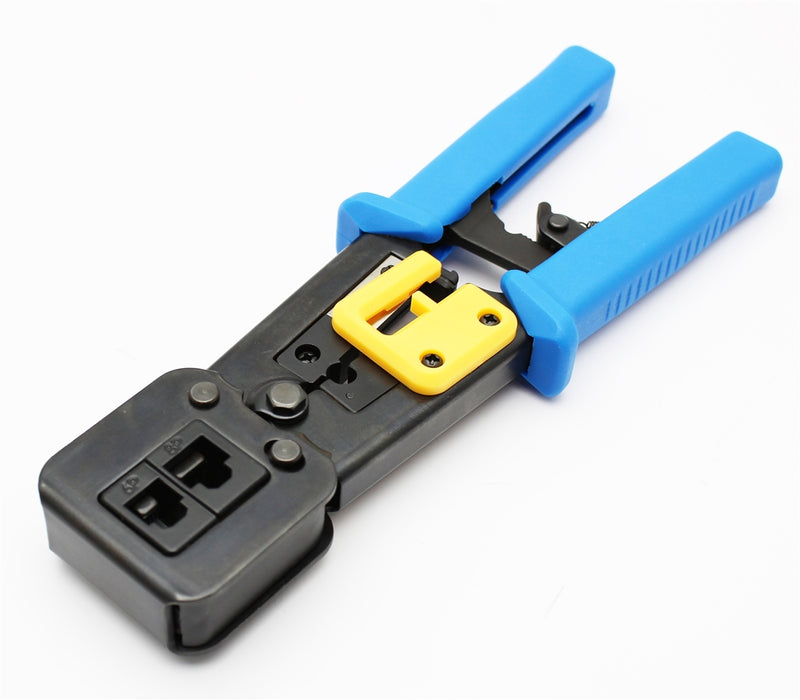 Professional Tools | Crimper | Feed Through RJ45 Connector Tool - Conversions Technology