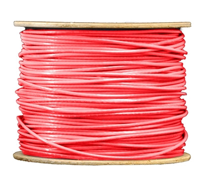 Cat5e CMR 1000ft Reel | Red | Bare Copper | Riser | Ethernet Cable - Conversions Technology