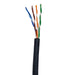 Sigma Wire & Cable | Cat5e PE-UG 1000ft, Reel | BLACK | Solid Bare Copper | PE Insulated Waterprood Direct Burial Underground | 24 Awg UTP Ethernet Cable - Conversions Technology