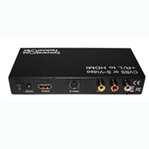 Epsilon®  |  Audio Video Converter  |  Audio Video to HDMI - Conversions Technology