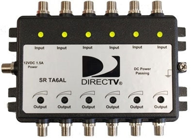DirecTV | Amplifier | 6 In/6 Out MFH2 w/o PS - Conversions Technology