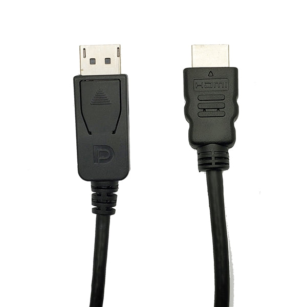 Displayport to HDMI, 6ft - Conversions Technology
