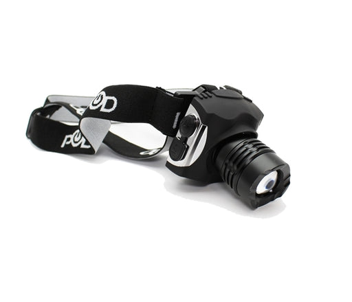 POD | Bat Beam | LED Headlamp, Rechargeable, Super-Bright - Conversions Technology