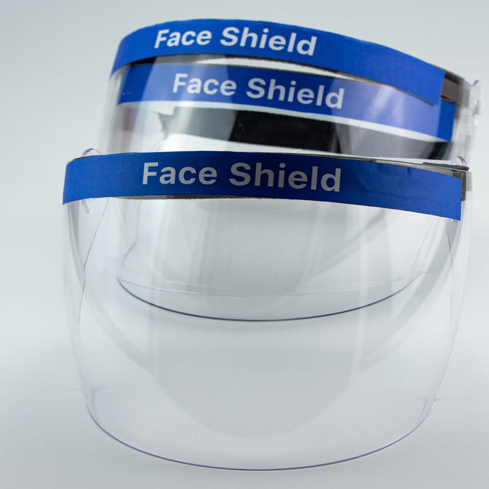 PPE | FACE SHIELD | Anti Fog Protective Face Shield - Conversions Technology