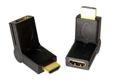 Koppa® | Audio Video Adapter | HDMI Female to HDMI Male, Rotating - Conversions Technology