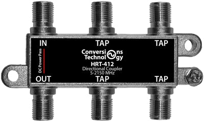 Four port 12 dB DBS coupler - Conversions Technology