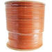 Coax Cable | Bulk RG6 | Dual Shield Coaxial Cable | Reel | Orange - Conversions Technology