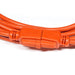 Extension Cord | 100 ft 3-wire extension cord 12/3 orange indoor outdoor - Conversions Technology