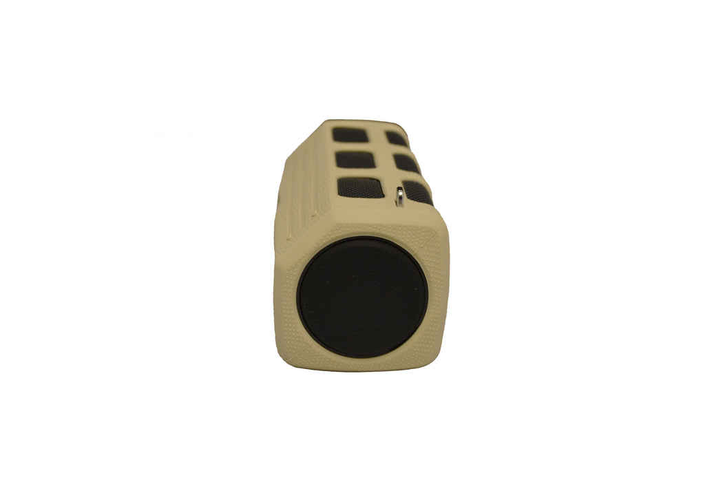 POD Bluetooth Speakers & Powerbank- Khaki - Conversions Technology