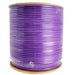 Coax Cable | Bulk RG6 | Coax Cable | Reel | Purple - Conversions Technology