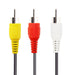 Audio Video Cable  | RCA Composite Cable |12ft - Conversions Technology
