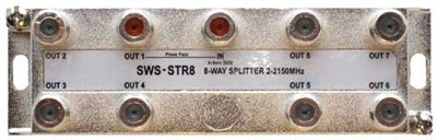 DirecTV | Splitter | SWM 8-Way Splitter - Conversions Technology