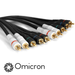 Omicron® | Audio Video Cable | (Multiple Lengths) - Conversions Technology