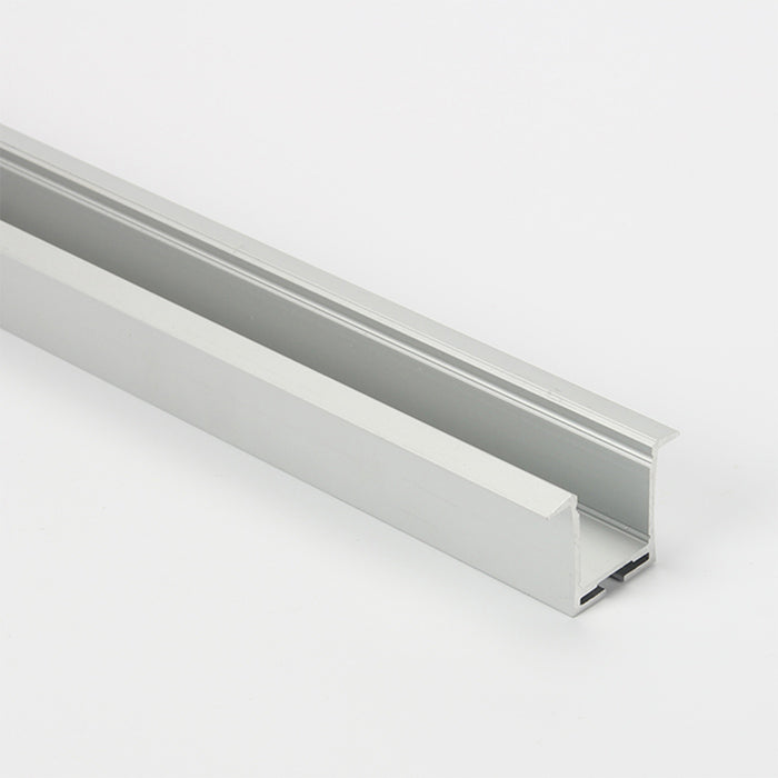 LED Profile, Recessed Series | Diffuser & Housing for LED Ribbon Lights Up to 19mm - Conversions Technology