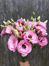 Load image into Gallery viewer, Lisianthus Bunches - for delivery Wednesday, July 8