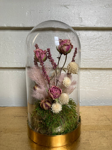 Dried Flower Cloche #14 (small)