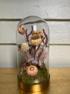 Dried Flower Cloche #15 (small)