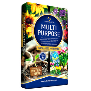 Multi-Purpose Compost With Added John Innes 60L