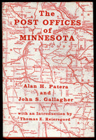 Post Offices of MINNESOTA Patera & Gallagher