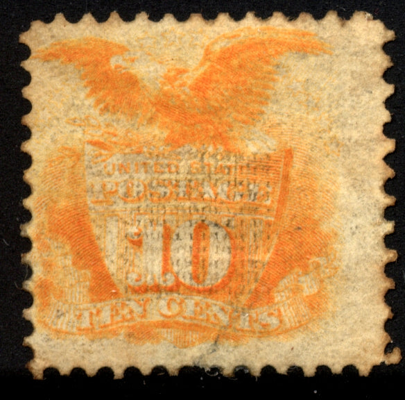 US 116 Grill Pictorial Superb possibly cleaned