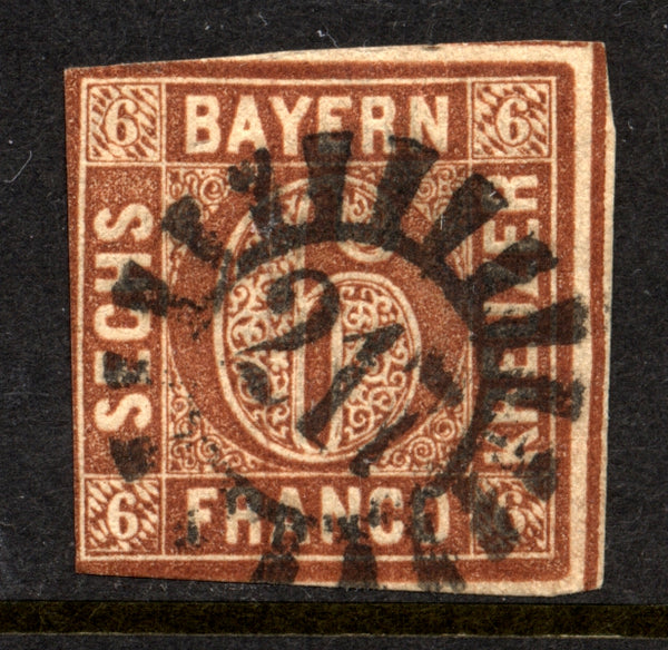 Germany BAVARIA Scott 3 Gorgeous cancel $180.00