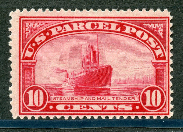 US Q6 Mint LH Ship