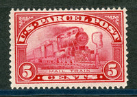 US Q5 VF Mint LH Locomotive