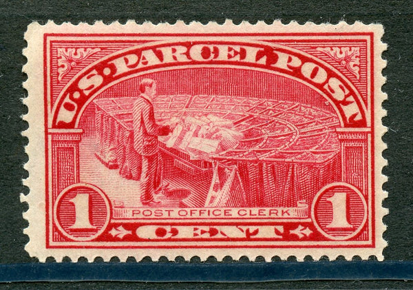 US Q1 Mint F-VF LH