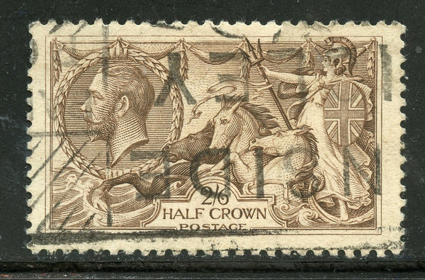 Great Britain Scott 173 King George V Used Catalog $190