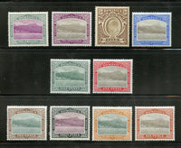 Dominica Scott 25-34 Gorgeous Mounted Mint Set