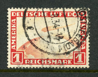 Germany Scott C35, Michel 455 VF Used