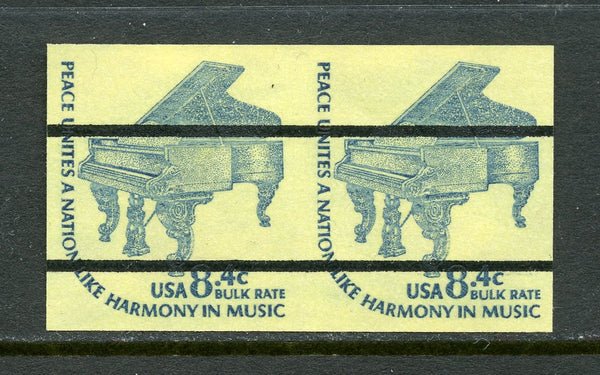 US 1615CF Piano Pair Imperforated coils NH