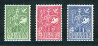Belgium Belgique Scott B544-6 Mint NH