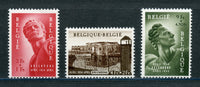Belgium Belgique Scott B558-60 Mint LH