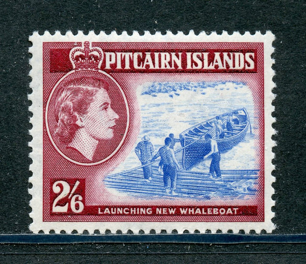 Pitcairn Islands Scott 30 Mounted Mint