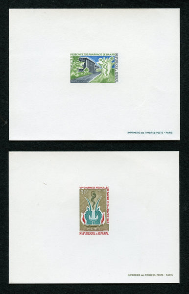 Senegal Scott 310-311 Medical Issue Deluxe Sheets