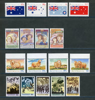 Australia between Scott 1136/1202 Mint NH