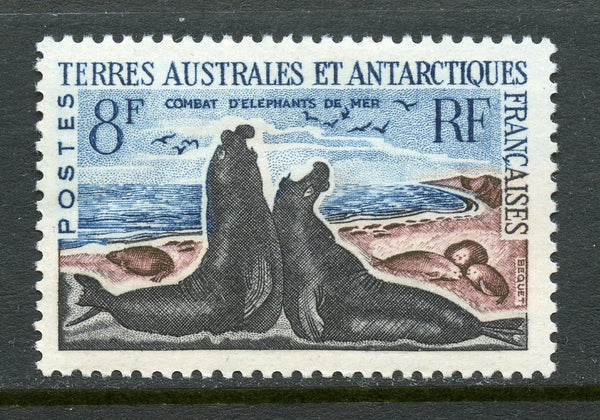 French South. & Antarctic Territoy Scott 11 Elephant Seal Mint LH