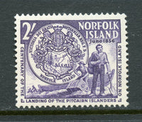 Norfolk Isl. Scott 20 Mint NH