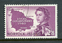 Norfolk Isl. Scott 42 Used