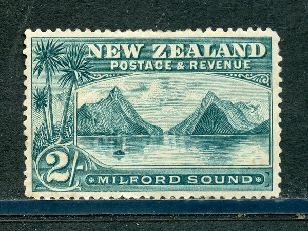 New Zealand Scott 82 Appears UnUsed