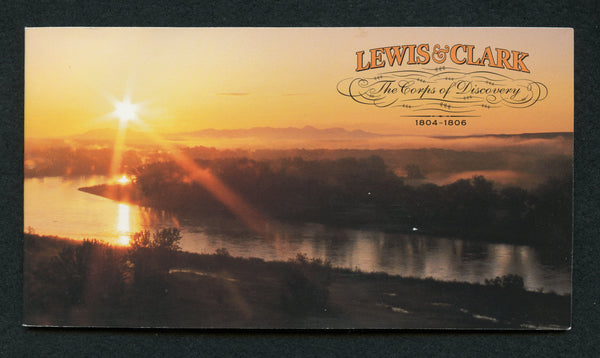 US Scott BK297 LEWIS & CLARK BOOKLET