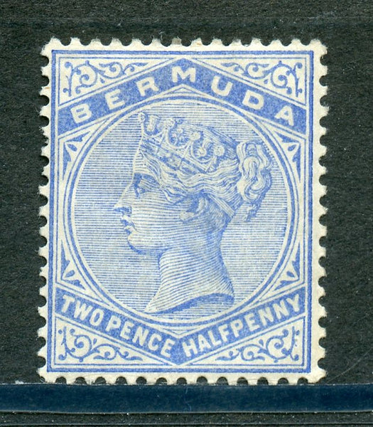 Bermuda SG 27a, UnUsed Mounted Mint