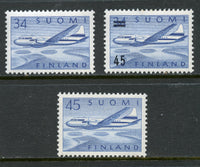 Finland Scott C5-7 Mint NH