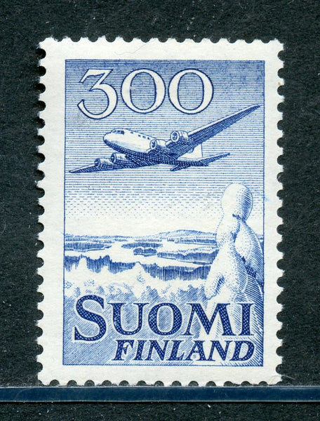 Finland Scott C3 Mounted Mint