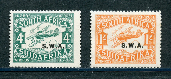 South West Africa Scott C1-2 Mint NH Set