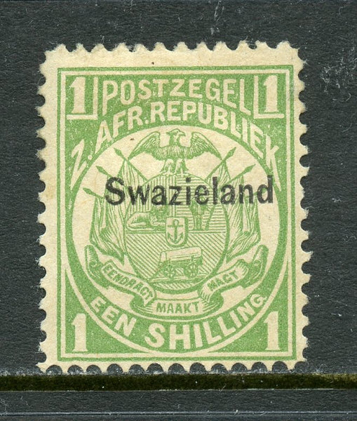 Swaziland Scott 5 Mounted Mint