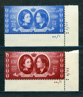Jordan Scott 322-3 Royal Wedding Mint NH