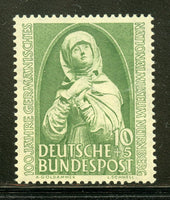 Germany Scott B324 Nuremberg Madonna Mint NH